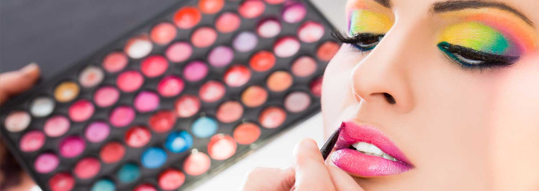 Slider-maquillaje